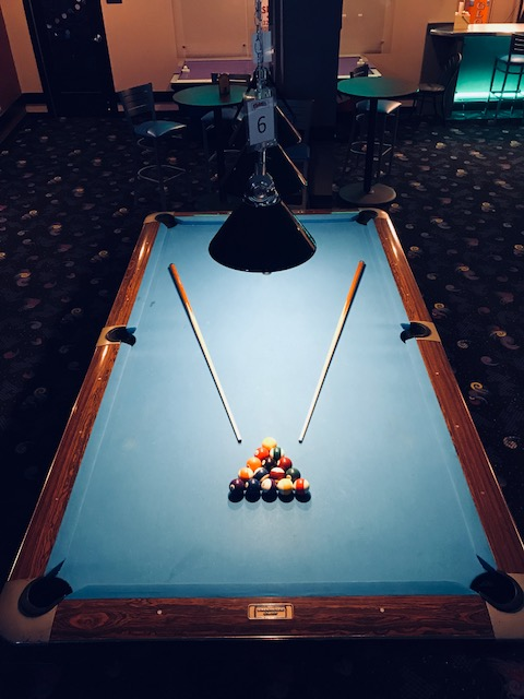 Flix Sports Bar Offers 13 Professional Size Pool Tables For Your Enjoyment.  We Are Also American Poolplayers Association (APA) Affiliated.